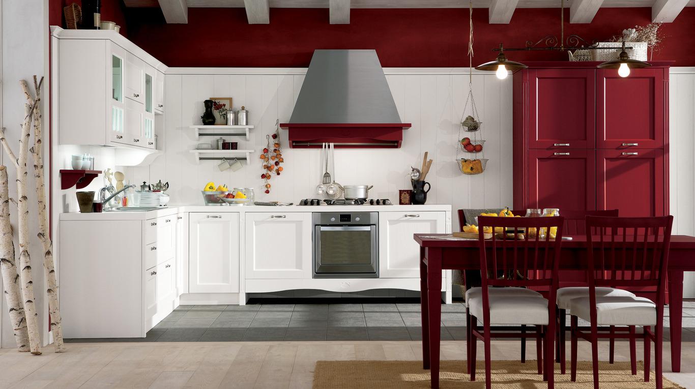 mobilificio comin | tipologie cucine - Soggiorno Veneta Cucine